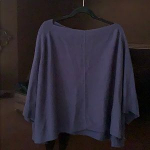 Juicy couture Women's cashmere shrug/poncho